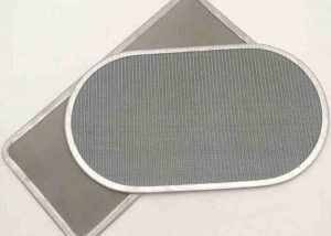 Mesh filter disc and pack
